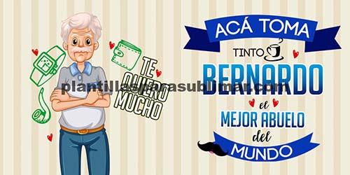 Título  AQUÍ TOMA EL MEJOR ABUELITO DEL MUNDO 7ff17cfed6518